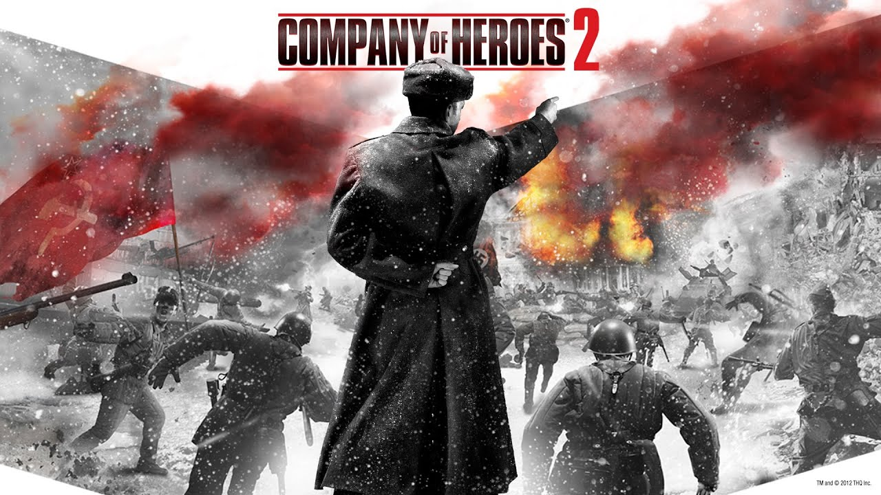 Company Of Heroes 2 Campaign Mission 4 Youtube