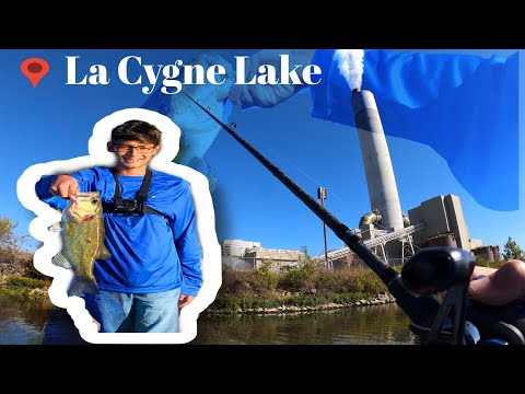 Fishing At La Cygne Lake (mini Video)