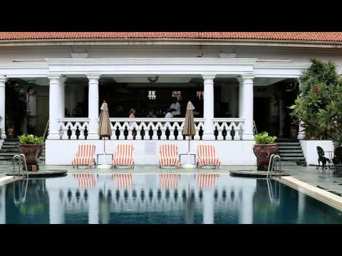Singapore: Raffles Hotel