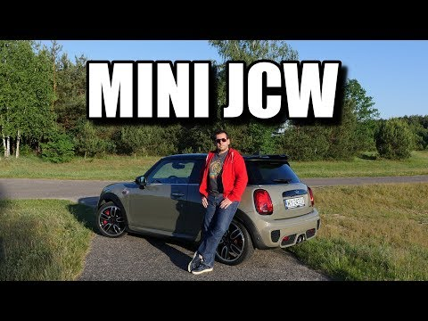 2018 MINI Hatch John Cooper Works (ENG) - Test Drive and Review