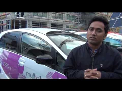 Don't buy a car - share one!