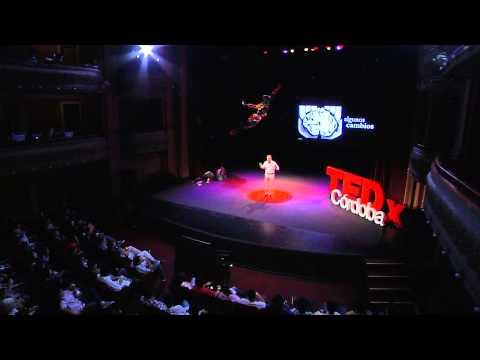 Erotismo en la vejez -- todo lo que querías saber | Ricardo Iacub | TEDxCordoba