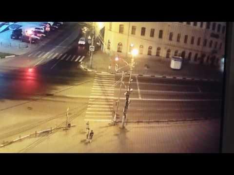 Смертельное ДТП проспект Ленина в Иваново