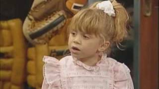 Full House - Cute / Funny Michelle Clips From Season 4 (Part 2)