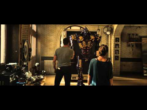 Real Steel | How Do You Know Japanese?