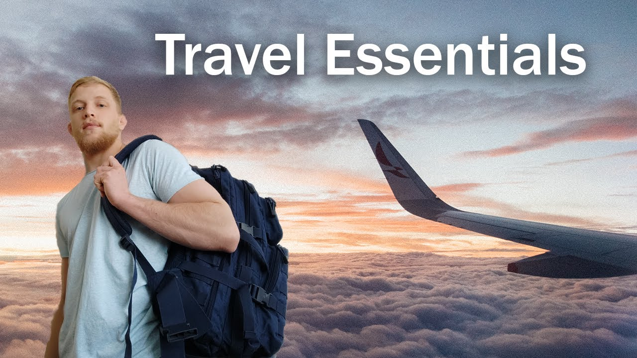 BJJ Trip Travel Essentials