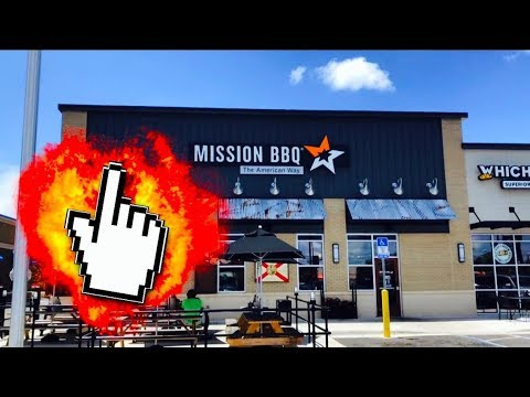 BBQ CRAWL/MISSION BBQ/MUKBANG/RESTAURANT REVIEW/BBQ REVIEW