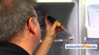 Refrigerator Door Switch (part #DA34-00041A) - How To Replace