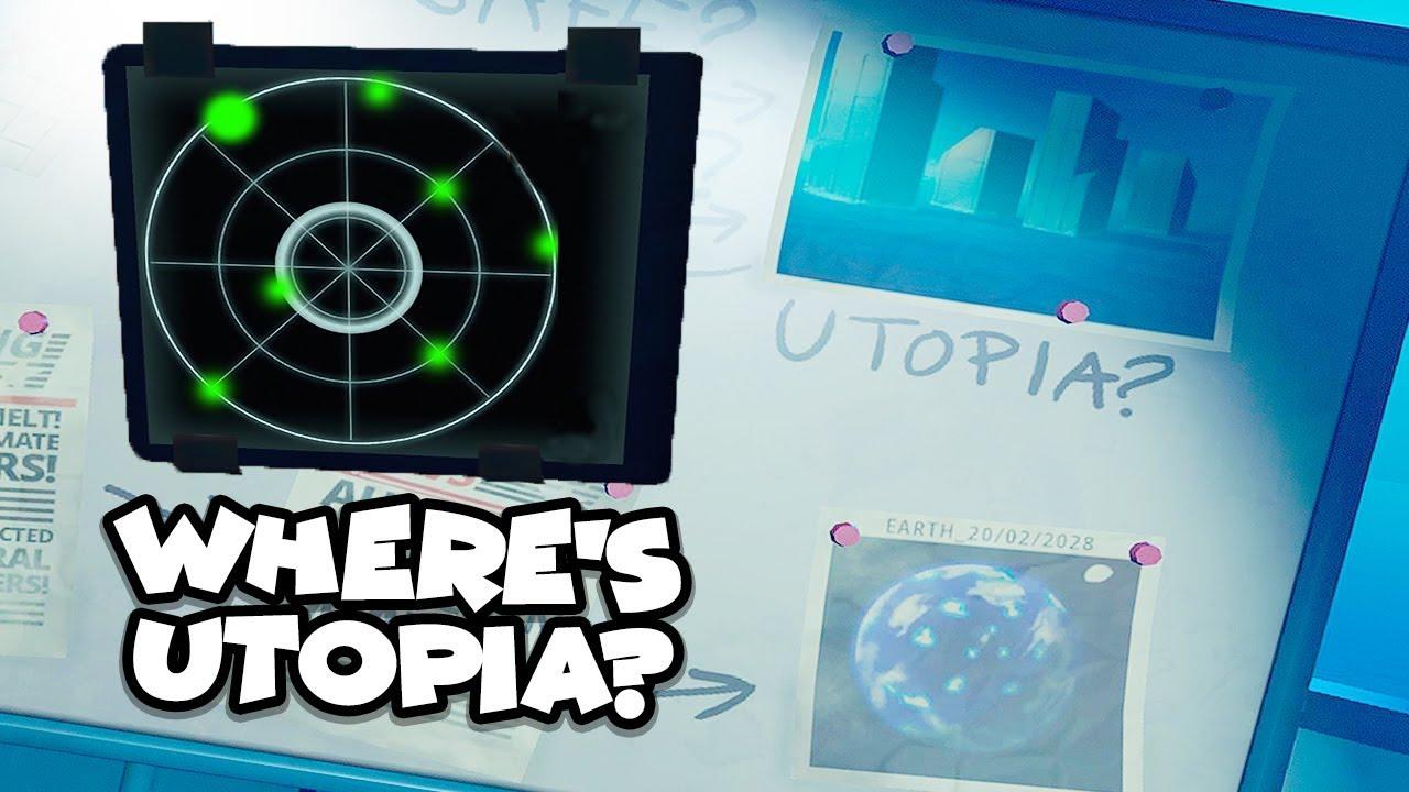 RAFT ENDING! We're Getting Rescued! - Where's UTOPIA?! - Raft Survival  Gameplay