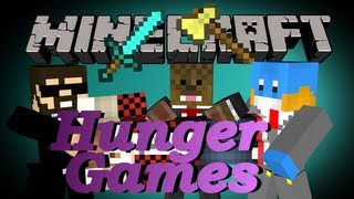 Minecraft Hunger Games w/ SSundee, HuskyMudkipz, Bajan Canadian, and Jerome! Game #68 - FOOD FIGHT!