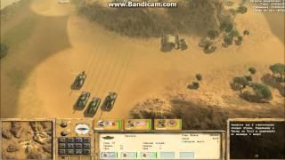 обзор на игру пустынные крысы против корпуса африка