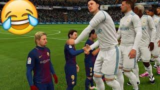 (15.31 MB) JUGADORES GIGANTES VS JUGADORES ENANOS EN FIFA 18 Mp3