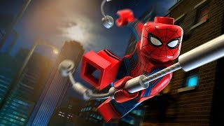 LEGO MARVEL  Avengers DLC с поуками