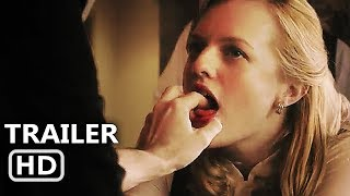 MAD TO BE NORMAL Official Trailer (2018) Elisabeth Moss, David Tennant
