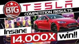Massive win over 14000 x BTG month one winner announced