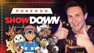 🔴 ASH'S ALOLA TEAM! | Pokémon Showdown VS VIEWERS!