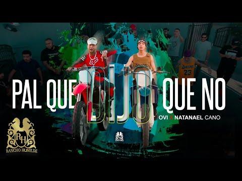 Ovi - Pal Que Dijo Que No ft. Natanael Cano [Official Video]