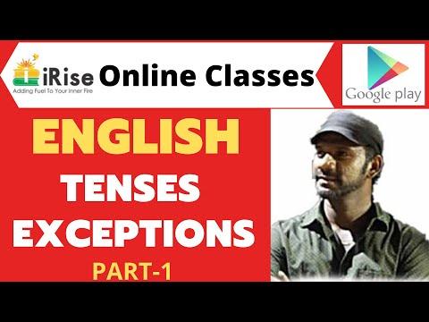 tenses-exceptional-cases-(part-1)-|irise-online-classes-|-ssc-|-bank|-cds-|-si-constable