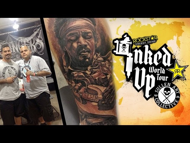 TATTOO CONVENTION COVERAGE - Hawaii Pacific Ink and Art Expo 1 of 3
