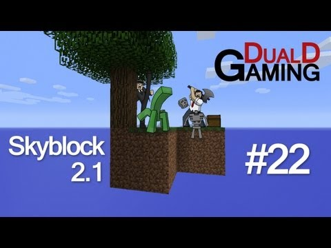 Minecraft på svenska | SkyBlock Survival 2.1 LP - #22
