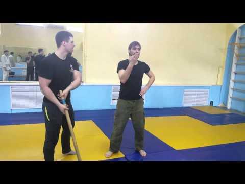 "Видео нарезка семинара ""Методы ударной техники"" Виктор Тарасов."