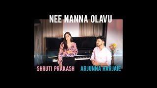 Nee Nanna Olavu | Shruti Prakash & Arjunna Harjaie | Kannada Song