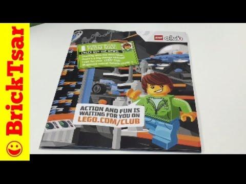 LEGO Haul #502 plus the end of the LEGO Club Magazine?