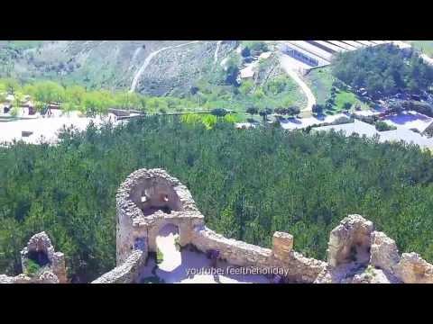 provincia Castellon valenciana El pueblo de morella en las mountanas de espanaиз YouTube · Длительность: 2 мин7 с