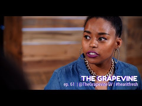 "THE GRAPEVINE | ""The AA Perspective - Africans vs AA's vs West Indians"" (1/2) 