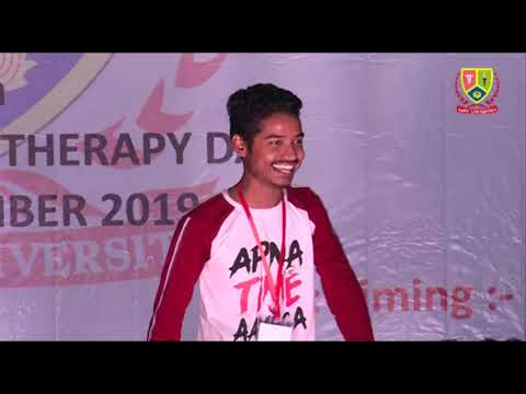 new-student-with-shayari-|-world-physical-therapy-day-|-nims-college-of-phusiotherapy