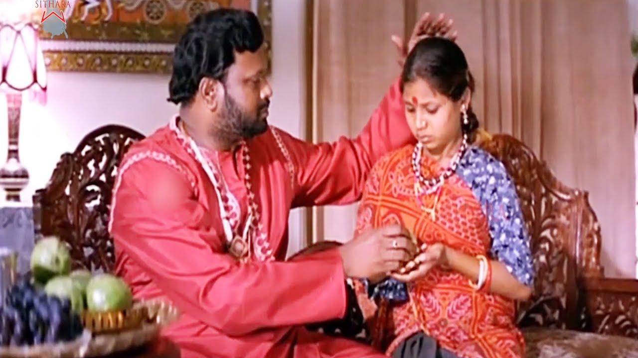 Download Osey Ramulamm Telugu Full Hd Movie Part -1 | Vijaya Shanti, Dasari narayana Rao | Sithaara