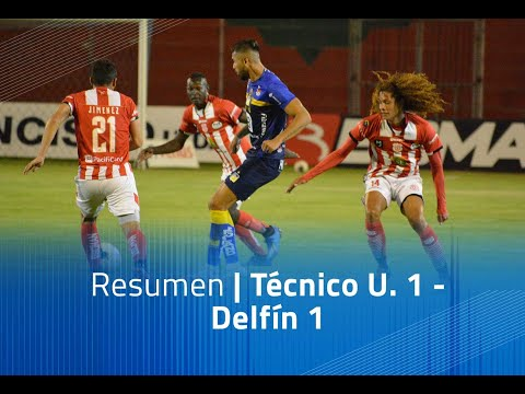 Tecnico U. Delfin Goals And Highlights