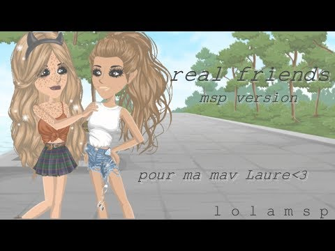 real friends - msp version