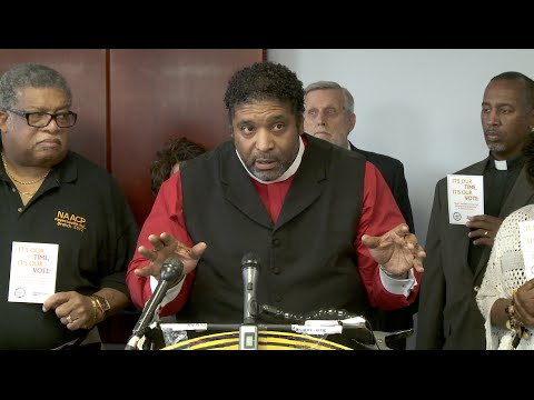 "NC NAACP Responds to ""We might have to kill him"" Trump Supporter Threat & Immoral Election Practices"