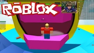 Ethan plays Roblox: Get Eaten (#2) KID GAMING