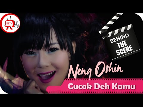 Neng Oshin - Behind The Scenes Video Klip Cucok Deh Kamu - NSTV