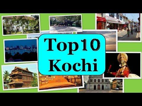 Kochi Tourism | Famous 10 Places to Visit in Kochi Tour Mp3