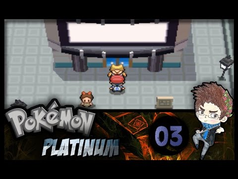 Pokemon Platinum Randomized-Locke:Part.3: Not The Clowns!!!