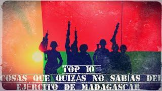 TOP 10 Cosas Que Quizás No Sabías Del Ejército De Madagascar 🇲🇬 (Vid. 25)