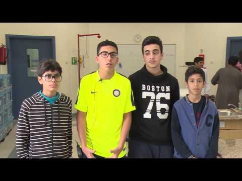 Power Generating Football Pitch By Al Maaref Pvt School Students #JunkbotEduKit