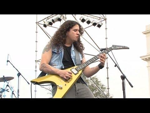 Charlie Parra - Speed F*cks LIVE / EN VIVO 2014 (OFFICIAL VIDEO)
