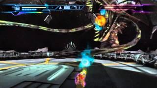Metroid: Other M - Final Boss ~ Phantoon [HD]