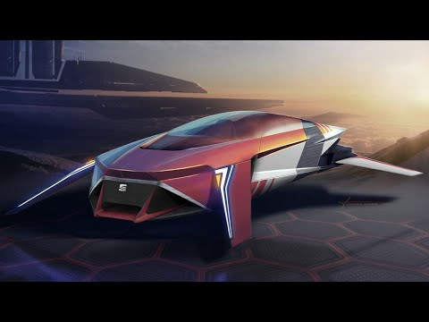 10 Most Insane Flying Cars That Will Come In 2025
