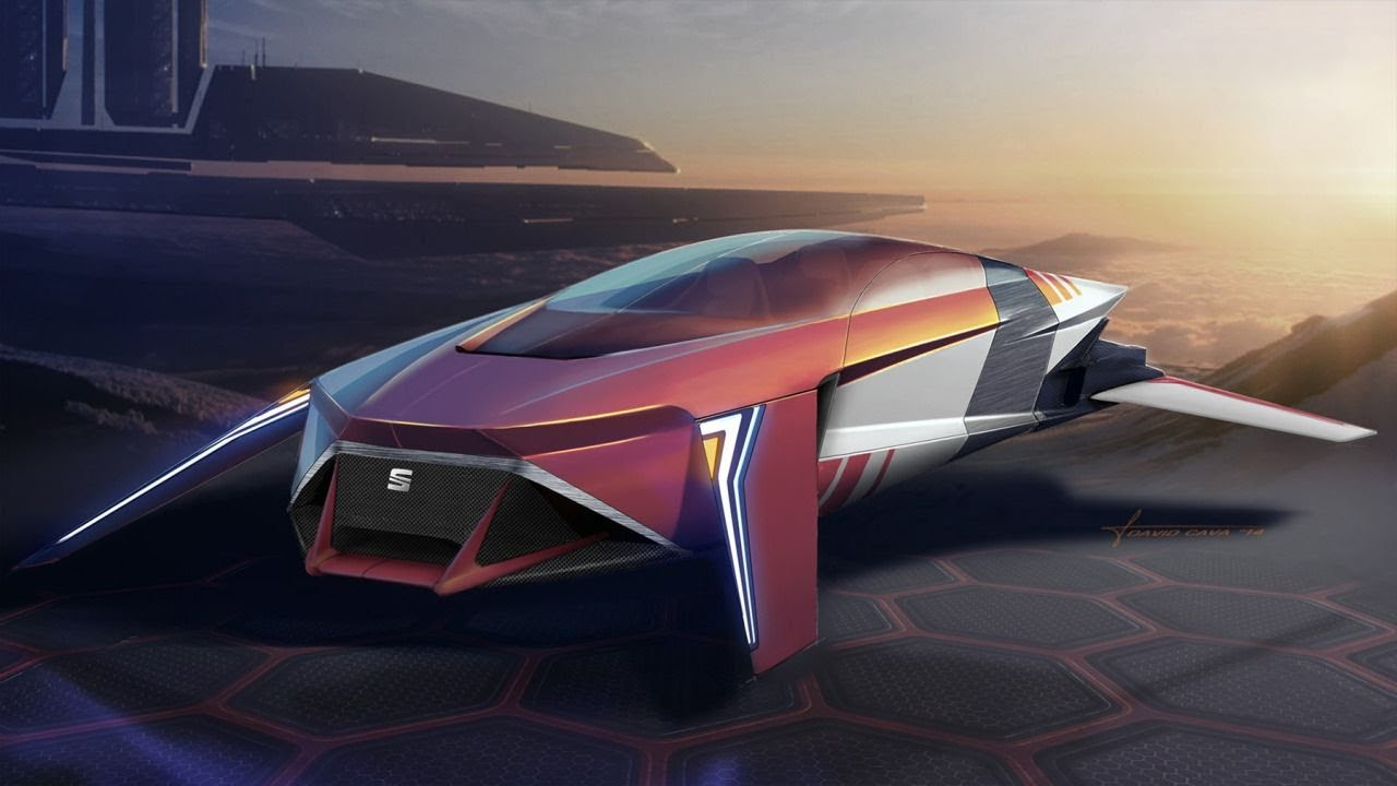 10 Most Insane Flying Cars That Will Come In 2020 - YouTube