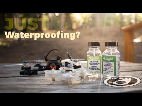 My Take On Waterproofing with MG Chemicals Silicone Conformal Coating