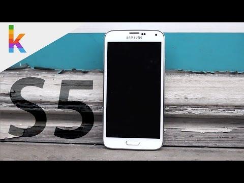 Samsung Galaxy S5 Review (German/Deutsch)