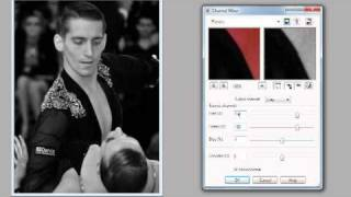 Dance Photography: Tips for creating black and white photos from colour