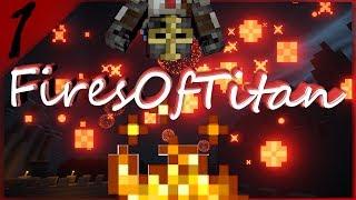 Minecraft PC - Fires of Titan | Slimefun Server! [1]