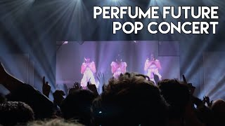 Perfume Future Pop NY Concert (Live show fun time)