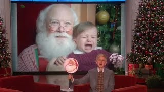 Quack or Claus? on Ellen show